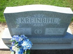 John L Kreinbihl