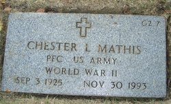 Chester L Mathis