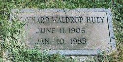 Maynard Waldrop Huey