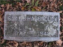 Isaac J Hasbrouck