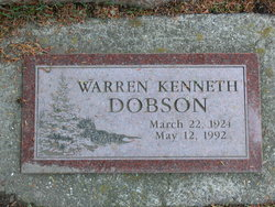 Warren Kenneth Dobson