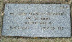 Willard Stanley Slusher