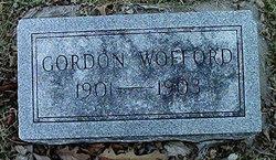 Gordon Wofford