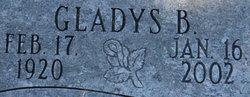 Gladys B Windelborn