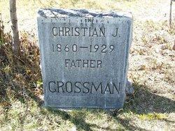 Christian J Grossman