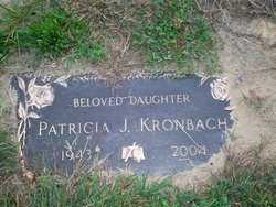 Patricia Jean Kronbach