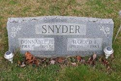 Harold Edwin Snyder