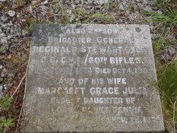Margaret Grace Julia <I>Rennie</I> Oxley