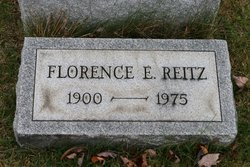 Florence E <I>Knabb</I> Reitz