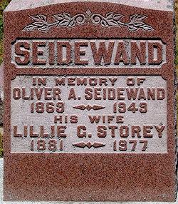 Oliver Seidewand