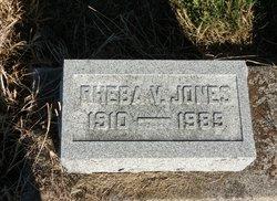 Rheba V. Jones