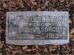 Laura D <I>Teneyck</I> Hasbrouck