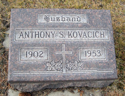 Anthony S Kovacich
