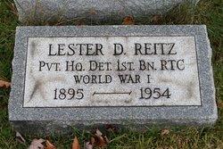 Lester Donald Reitz