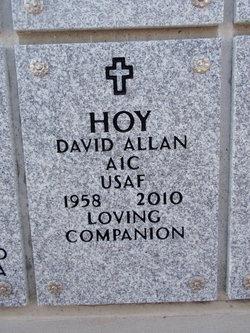 David Allan Hoy