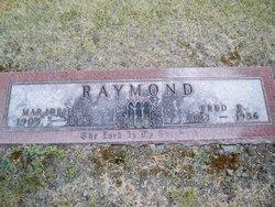 Marjorie D. <I>Dunlap</I> Raymond