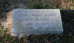 Mary Clyde <I>Farmer</I> Harris
