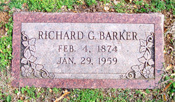 Richard Gray Barker