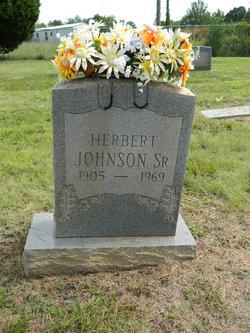 Herbert Johnson, Sr