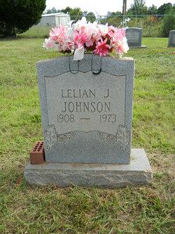 Lelian J. Johnson