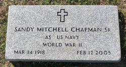 Sandy Mitchell Chapman, Sr