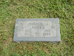 Cornelia J Jones
