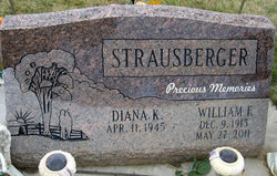 William E Strausberger