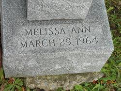 Melissa Ann O'Connor