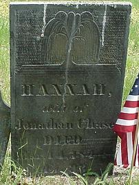 Hannah <I>Merrill</I> Chase