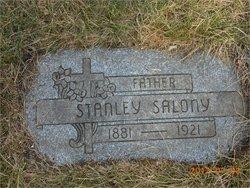 """Stanislaw """"Stanley"""" Salony"""