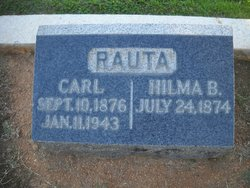 Carl Rauta