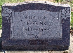 Burlie Ray Perkins