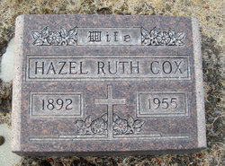 Hazel Ruth Cox