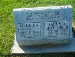 Katie May <I>McCullough</I> Moore