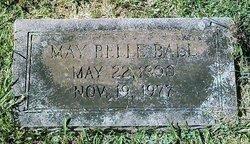 May Belle <I>McKinney</I> Ball