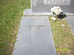 J Frank Parrish
