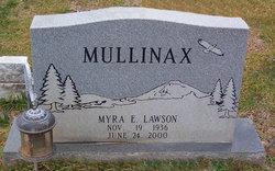 Myra L. <I>Lawson</I> Mullinax