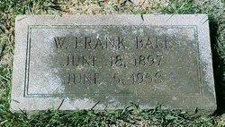 William Franklin Ball