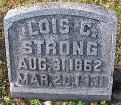 Lois C <I>Hartzell</I> Strong