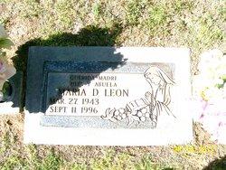 Maria D. Leon