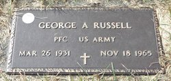 George A Russell