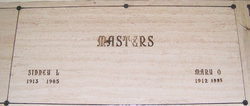 Mary O Masters