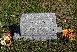 Melbirn E Austin