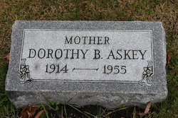 Dorothy B Askey