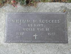 William M Rodgers