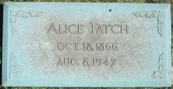 Alice <I>Bargfeldt</I> Fatch