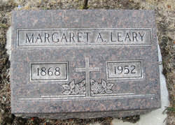 Margaret A Leary