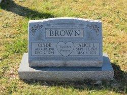 Alice J. Brown