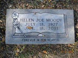 Helen Joe <I>Montgomery</I> Moody