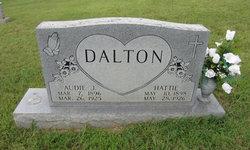 Audie J. <I>Daulton</I> Dalton